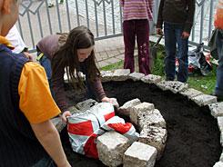 Gartenkurs Evangelische Grundschule Schneeberg